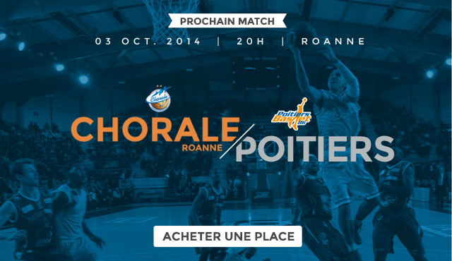 match chorale poitiers prob