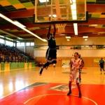 dunk doucoure chorale basket